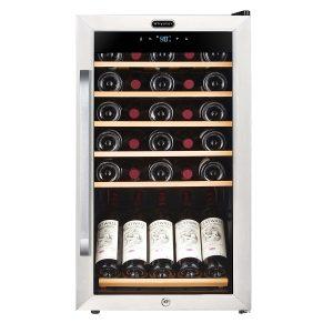Whynter FWC-341TS 34 Bottle Freestanding Wine Fridge