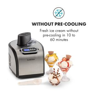 KLARSTEIN Sweet Dreams Ice Cream Machine