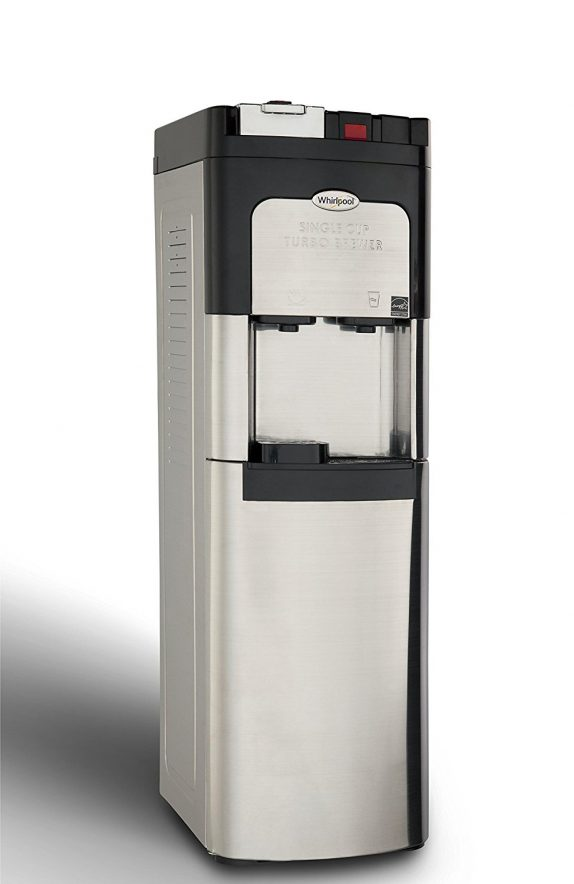Whirlpool Coffee Maker and Water Cooler