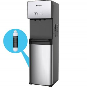 Avalon A5BOTTLELESS Commercial Grade Self Cleaning Bottleless Water Cooler Dispenser