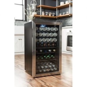 EdgeStar BWC120SSLT Ultra Low Temp Beverage Center