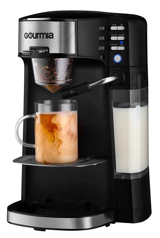 Gourmia GCM6000 6 In 1 Single Serve One Touch Coffee Bar