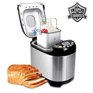 TOBOX Breadmaker Automatic Bread Maker