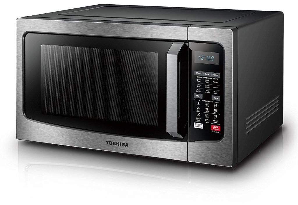 Toshiba Ec042a5c Ss Convection Microwave With Sensor