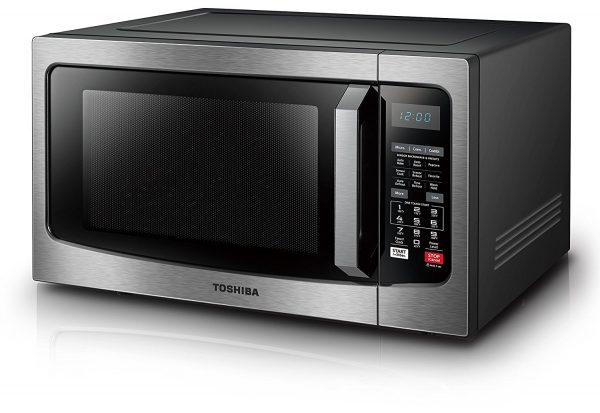 Toshiba EC042A5C-SS Convection Microwave with Sensor Cooking