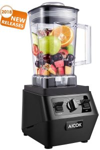 Aicok Blender 1400W Professional High Speed Mixer