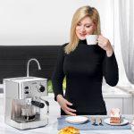 Aicok Espresso Machine, Cappuccino and Latte Coffee Machine CM4682