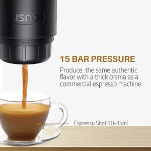 CISNO NCC-N01 Portable Espresso Machine
