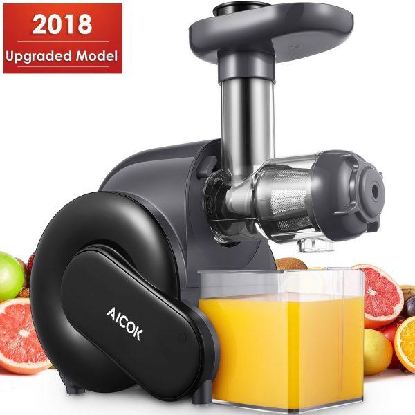 Aicok Slow Masticating Juice Extractor