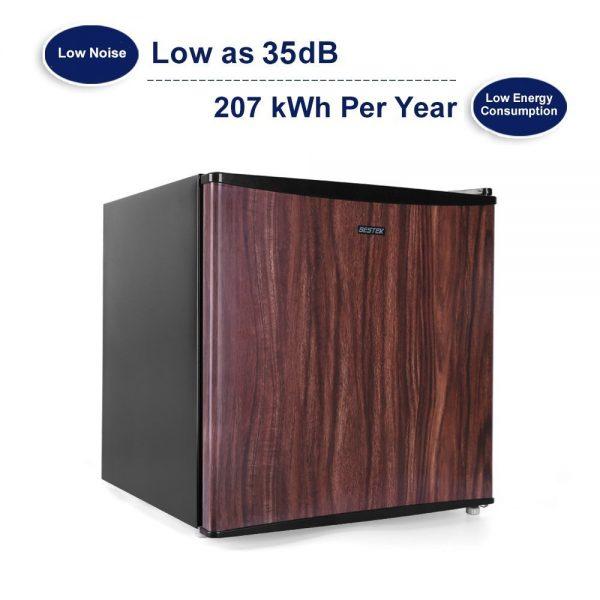 BESTEK Compact Refrigerator Energy Star Single Door 1.6 cu ft.