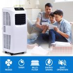 COSTWAY 10,000 BTU Portable Air Con