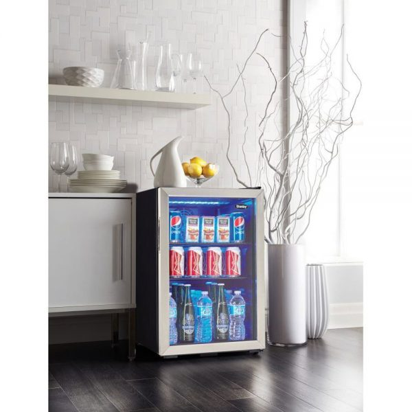 Danby 95 Can 2.6 Cu. Ft. Beverage Center