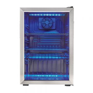 Danby 95 Can 2.6 Cu. Ft. Beverage Fridge