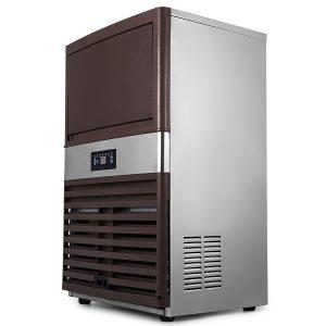 VEVOR Commercial Ice Maker 88lb:24h Stainless Steel