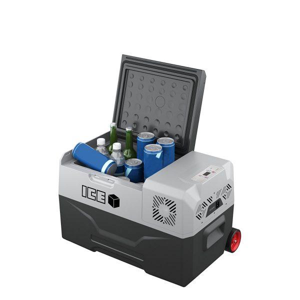IceCube 31 Quart 30 Liter Portable Car Refrigerator