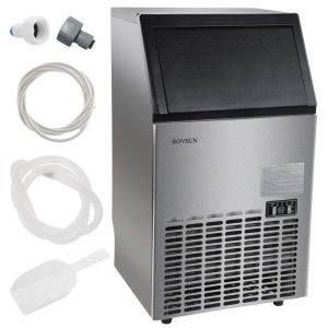 ROVSUN Commercial Ice Maker