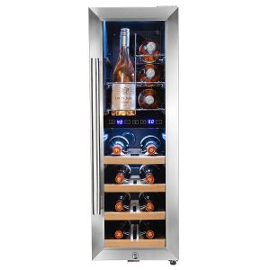 AKDY 16 Bottle Touch Panel Dual Zone