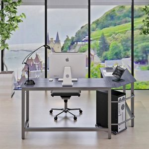 Ulikit L Shaped Office Computer Desk