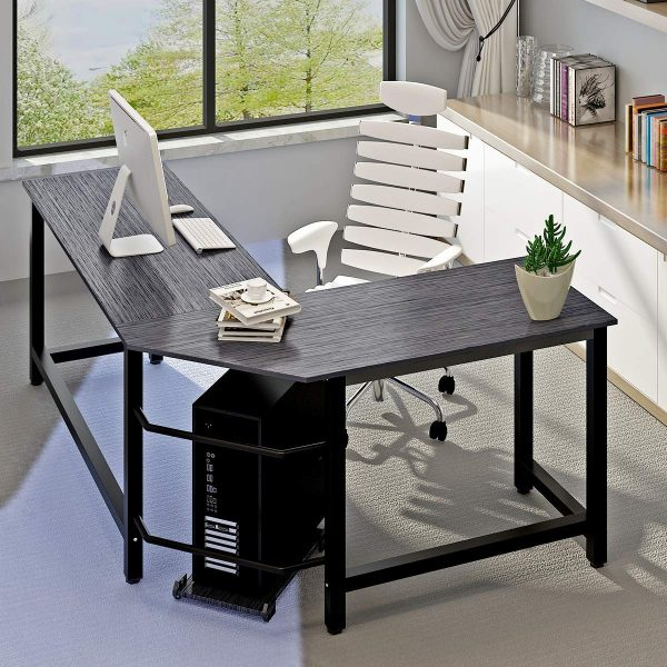 Ulikit L Shaped Office Desk