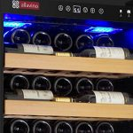 Allavino YHWR115-1BRN 115 Bottle Single-Zone Wine Fridge
