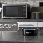 GE JES1097SMSS Smart Countertop Microwave Oven Alexa