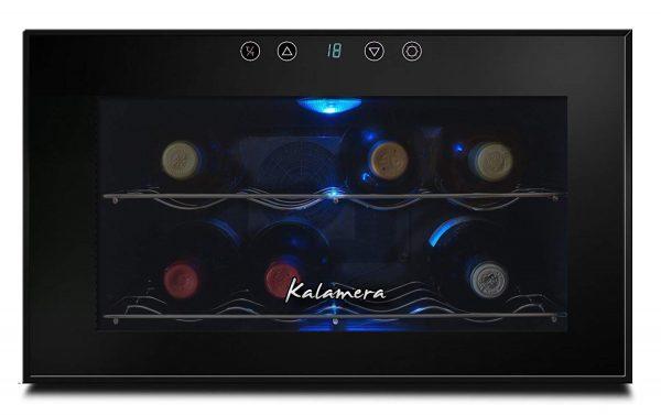 Kalamera KR-08FB 8 Bottle Table Top Thermal Wine Cooler