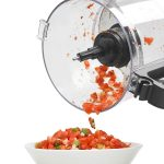 KitchenAid KFP0718CU 7-Cup Food Processor chop pure