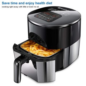 Vanaheim N42 USA 4.2QT Air Fryer 6-in-1 Oilless