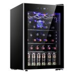 JAMFLY 37 Bottle Wine Cooler JC128UEX