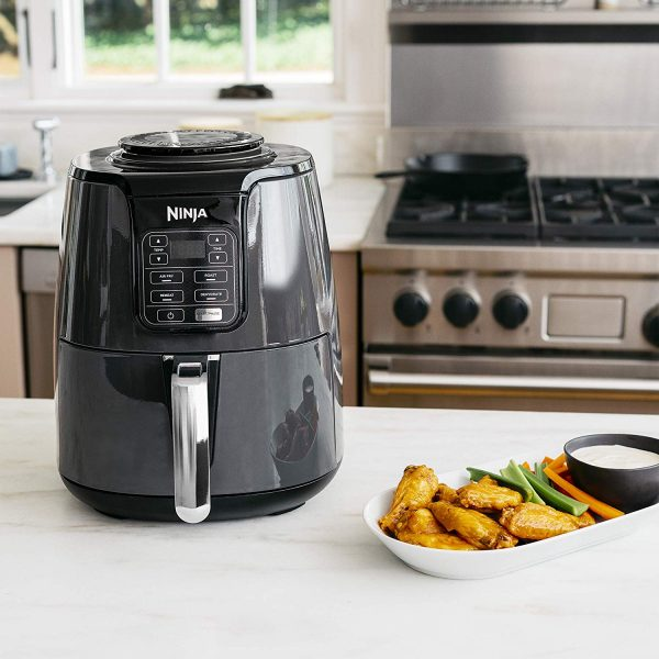 Ninja Air Fryer, 1550-Watt Programmable Base