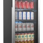 hOmeLabs 120 Can Beverage Refrigerator and Cooler