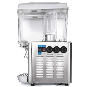 Happybuy Commercial Juice Dispenser 4.75 Gallon