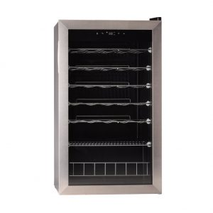 Smad 35 Bottle Freestanding Compressor Wine Cooler