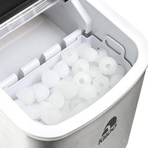 Igloo ICEB26BK Portable 26-Pound Ice Maker