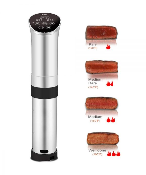 JEFAL Sous Vide Circulator 1000 Watts