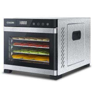 COSORI Food Dehydrator Machine, Stainless Steel