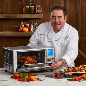 Emeril Lagasse 360 Power Air Fryer Cooker