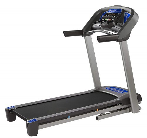 Horizon Fitness T101-05 Folding Treadmill