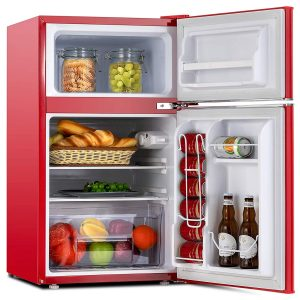 Kuppet Retro Compact Refrigerator