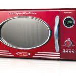 Nostalgia RMO4RR Microwave Oven