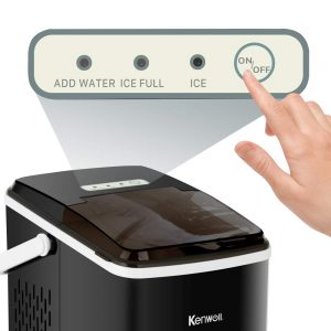 Kenwell Portable Ice Maker Control Panel