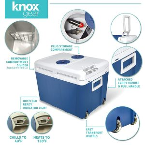 Knox 48 Quart Electric Cooler and Warmer Parts
