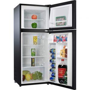 Amana AMAR46TS1E 4.6 cu ft Freezer Refrigerator, Stainless Steel