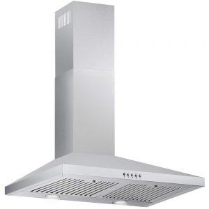 Cavaliere Range Hood 30 Wall Mount Stainless Steel Kitchen