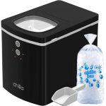 Chilla Portable Countertop Ice Maker