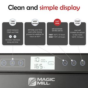 Magic Mill MFD7100 Food Dehydrator