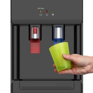 avalon a8 bottleless water dispenser hot cold countertop