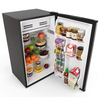 hOmeLabs 3.3 Cubic Feet Under Counter Compact Refrigerator