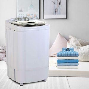kuppet 11lb mini portable washing machine