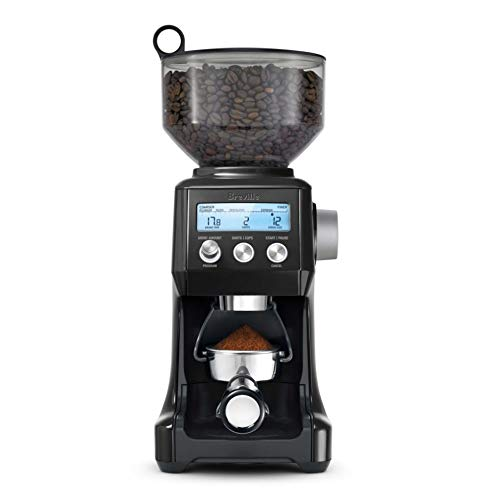 Breville The Smart Grinder Pro BCG820BKSXL Espresso Coffee Bean Grinder